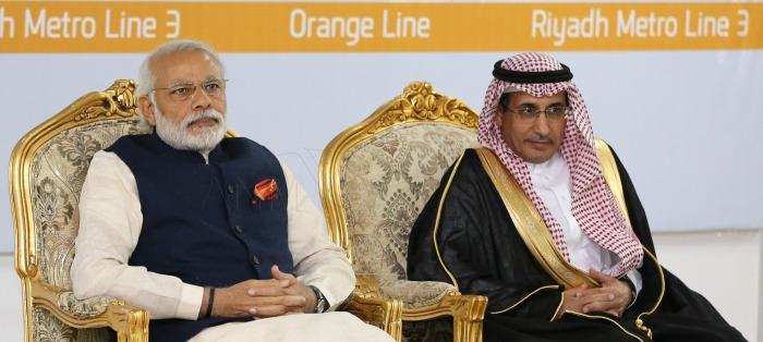 Indian Prime Minister visit